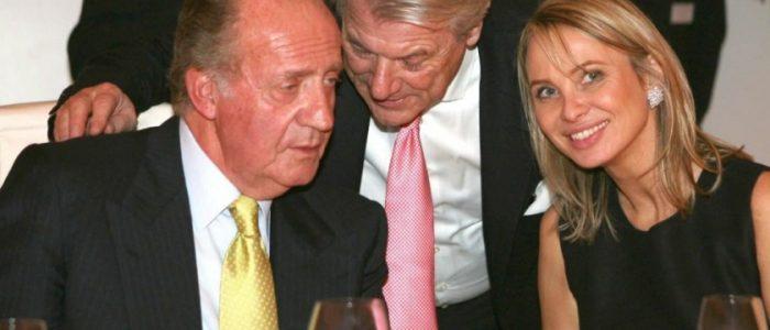 عشيقة ملك إسبانيا السابق ترفض إرجاع 74 مليون دولار