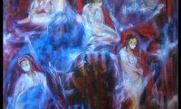 الكورونا وتصورات التشكيلي السوري محمد قباوة  التجدّد انبعاث الجماليات في فكرة الحياة