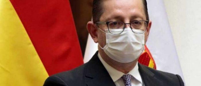 وزير الاقتصاد رابع عضو في الحكومة البوليفية تتأكد إصابته بكوفيد-19