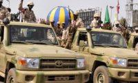 اعتقال أنس عمر القيادى بحزب الرئيس السودانى السابق عمر البشير