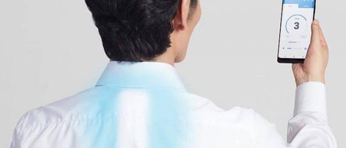 اليابان تطلق أول قميص مكيّف!