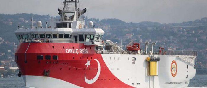 جزيرة صغيرة قد تفجر الصدام: تبعد مرمى حجر عن تركيا و580 كيلومتراً عن اليونان
