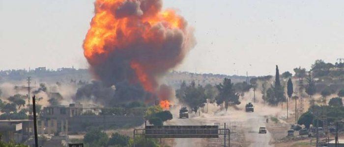 تصعيد عسكري للنظام على إدلب والأمم المتحدة تصنّف سوريا الأسوأ من حيث القتل والتشويه في العالم