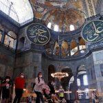 تسريبات عن موافقة القضاء التركي على إعادة تحويل آيا صوفيا من متحف إلى مسجد