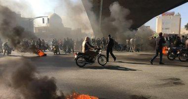 رويترز: قوات الأمن الإيرانية تطلق الغاز المسيل للدموع لتفريق متظاهرين