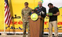 واشنطن تتفق مع قوات يقودها الأكراد على استخراج النفط في سوريا