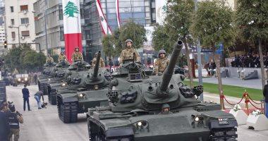 """وفد عسكرى لبنانى يزور معرض """"آرميا 2020"""" فى موسكو"""