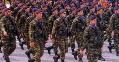 إصابة ضابط و3 جنود في الجيش اليونانى بوباء كورونا.. وطوارئ لمواجهة الأزمة
