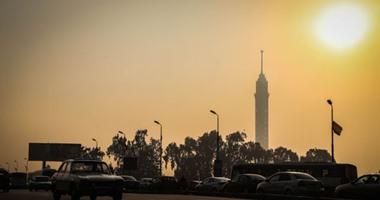 ااستمرار انخفاض الدرجات اليوم وطقس مائل للحرارة بالقاهرة والعظمى 34 درجة