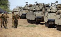 إسرائيل تغلق أحد معابر قطاع غزة
