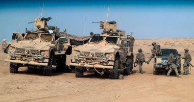قوات التحالف الدولى تغادر قاعدة التاجى وتسلم مواقع للجيش العراقى