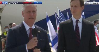 مستشار ترامب: زيارة وفد أمريكا وإسرائيل للإمارات فرصة تاريخية لاستكمال السلام