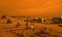 كوكب المريخ.. كائنات حية تصدر غاز الميثان وماء سائل تحت سطحه