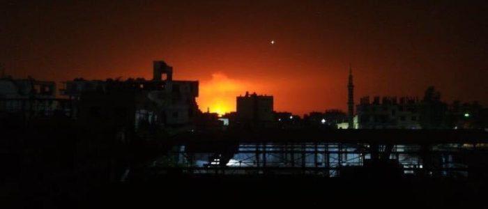 سوريا بلا كهرباء.. انفجار ضخم في خط للغاز يمتد إلى مصر والأردن