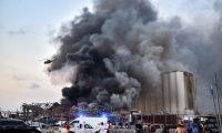 إسرائيل: ليس لنا علاقة بانفجار بيروت
