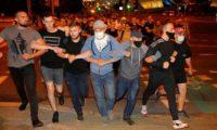مقتل شخص وإصابة عشرات في اشتباكات بروسيا البيضاء بعد الانتخابات