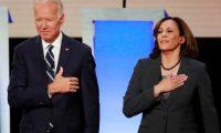 """ترامب متفاجئ من اختيار """"بايدن"""" كامالا هاريس نائبة له"""