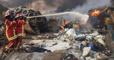 مصادر أمنية وطبية لبنانية: مقتل 10 على الأقل فى انفجار بيروت