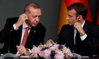 أردوغان يهاجم الرئيس الفرنسي: طامع وغير مؤهل