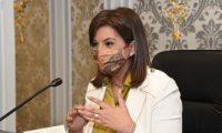 وزيرة الهجرة: انتخابات مجلس النواب للمصريين بالخارج ستتم عبر البريد السريع