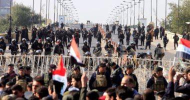 العربية تعلن ارتفاع حصيلة القصف الصاروخى قرب مطار بغداد إلى 7 قتلى