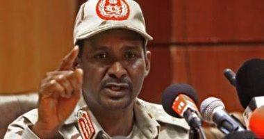 نائب رئيس مجلس السيادة السودانى يبحث جهود معالجة ملف آبيى