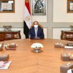 السيسي يوجه بتكثيف جهود تطوير القاهرة التاريخية كمركز ثقافى وحضارى وسياحى