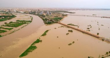 لجنة فيضان السودان تعلن توالى انخفاض مناسيب النيل ومحطة شندى فى أعلى المستويات