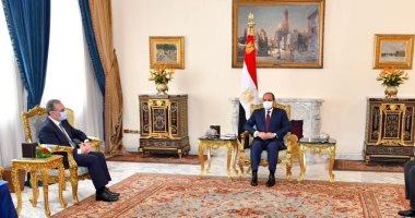السيسي يستقبل وزير خارجية أرمينيا ويؤكد خصوصية العلاقات التاريخية بين البلدين