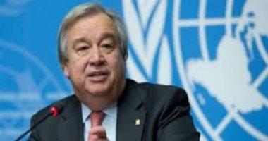 أمين عام الأمم المتحدة يرحب باتفاق السلام في السودان