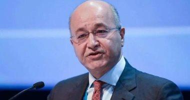 """الرئيس العراقى يصف الانتخابات المقبلة بـ """"مصيرية"""" ويطالب بخارطة طريق"""