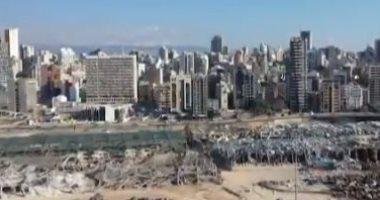 وزيرة العدل تطالب النائب العام بإجراء تحقيق عاجل فى حريق مرفأ بيروت