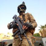 القوات الأمنية العراقية تضبط مواد متفجرة وصواريخ شمالn بغداد