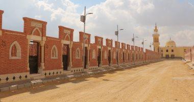 الإسكان تطرح 143 قطعة أرض مقابر بمساحات 40م2 و60م2 بـ6 أكتوبر