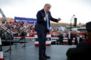 فريق ترامب الخاص بالمناظرات يقدم له نصائح لآخر مواجهة: لو اتبعت هذه الخطوات ستجعل بايدن يدمر نفسه