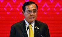 رئيس وزراء تايلاند يدعو البرلمان لعقد جلسة خاصة لمناقشة الاحتجاجات