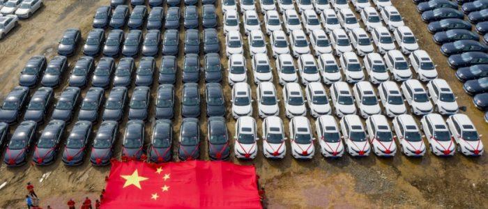 شركة صينية تهدي موظفيها 4 آلاف سيارة فاخرة