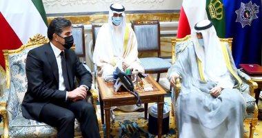 رئيس كردستان العراق يثمن دعم أمير الكويت المستمر للاجئين في بلاده