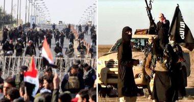 القوات العراقية تفكك عبوات ناسفة كانت تستهدف القوات الأمريكية فى الديوانية