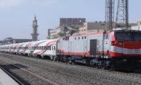 السكة الحديد تعلن وصول الدفعة الأخيرة من الجرارات الأمريكية الجديدة خلال أيام