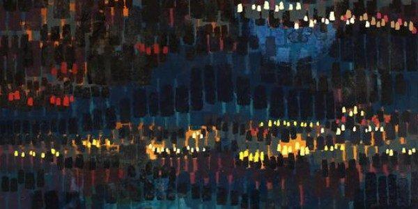 الفن التلقائي automatism..والتعبيرية التجريدية التجديد اللوني والابتكار الحركي