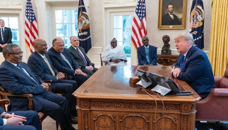 اثيوبيا أفشلت وساطة أمريكية العام الماضي ورفضت التوقيع على اتفاق برعاية دونالد ترامب